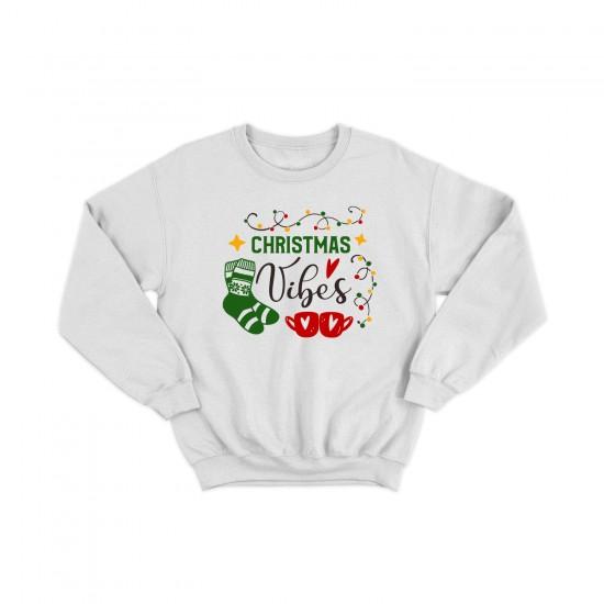 Дамска Коледна блуза CHRISTMAS VIBES
