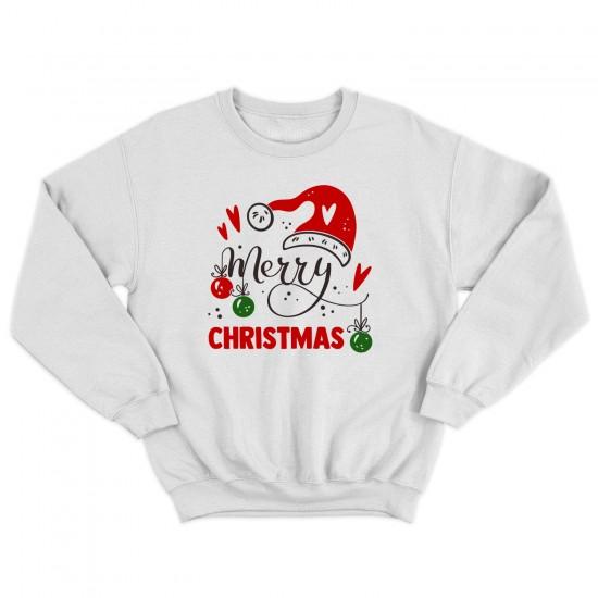 Мъжка Коледна блуза MERRY CHRISTMAS