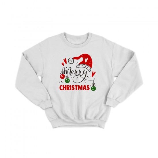 Дамска Коледна блуза MERRY CHRISTMAS