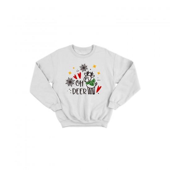 Детска Коледна блуза OH DEER