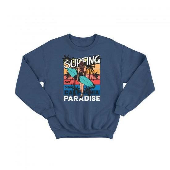 Дамска Блуза с щампа SURFING PARADISE