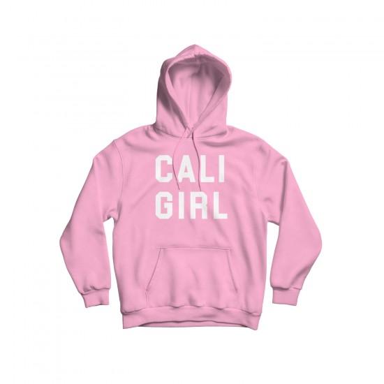 Дамски суичър с надпис CALI GIRL