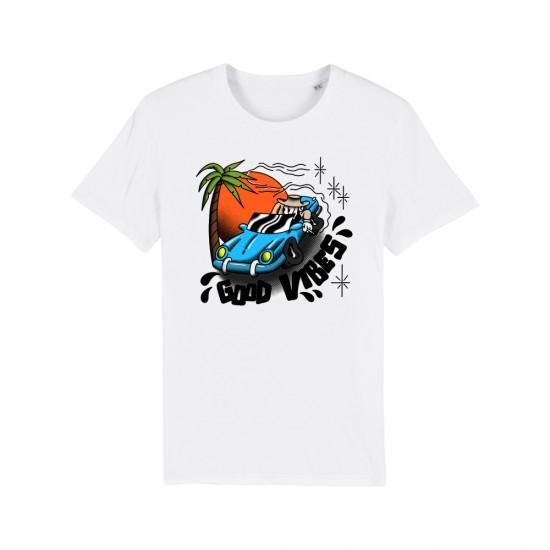 Тениска Good Vibes