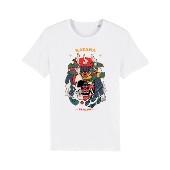 Тениска Katana Ханиа маска