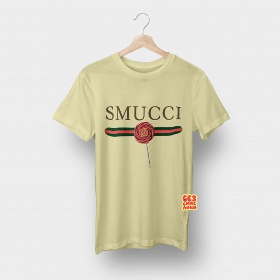 """Тениска Безсмислици с дизайн """"Смучи"""""""