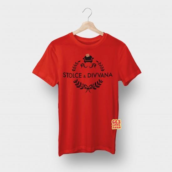 """Тениска Безсмислици с дизайн """"Столче и Дивана"""""""
