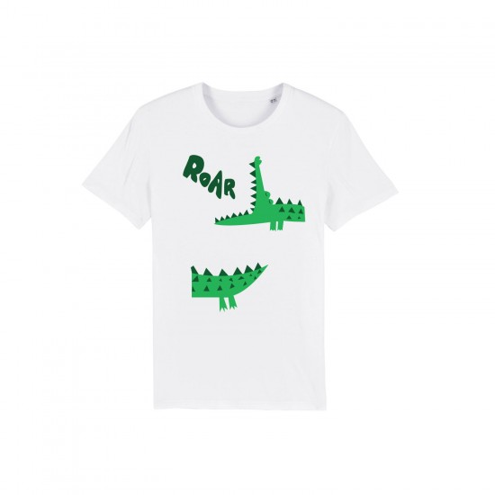 Детска тениска с щампа CROCODILE