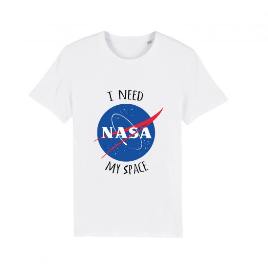 Мъжка тениска NASA I NEED MY SPACE