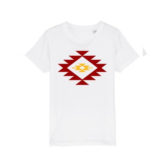 Детска тениска с щампа шевица ЖИВОТ