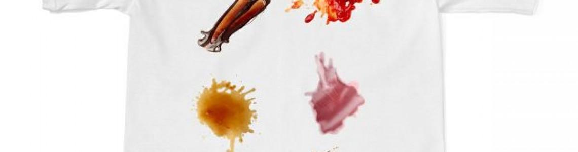 Ето как да почистите петно от дреха. Тествано!