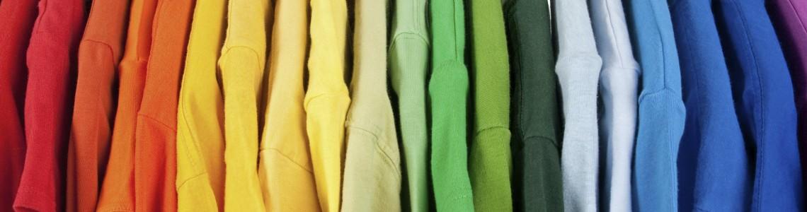 Как да изберем най-добрата материя за тениска?